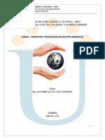 MODULO Principios y Estrategias de Gestion Ambiental