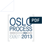 Oslo Process at 20