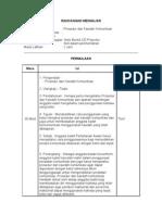 Rancangan mengajar-Prosedur Dan Kaedah Komunikasi (KAPA 9.2/10)