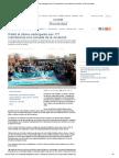 Partió el último contingente con 171 mendocinos a la Jornada de la Juventud - Diario Los Andes