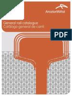 Catálogo general de carriles