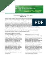 Global Finacial Stability Report Update 2009