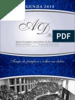 Agenda Adbras 2014