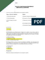 AUDITORÍA - COMPETENCIAS ESPECÍFICAS