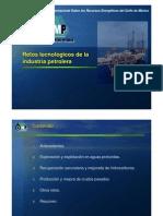 05 Retos Tecnologicos de La Industria Petrolera
