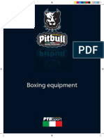 PITBULL BOXING EQUIPMENT CATALOGUE 2013 P1