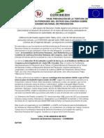 NP 2013-XXII Subcomité para Prevención de la Tortura de la ONU y altas autoridades del Estado dialogarán sobre Mecanismo Nacional de Prevención