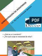 ADMINISTRACION DE INVENTARIOS.ppt