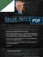 Presentacion Final David Merrill