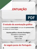 Lingua Portuguesa Aula 61 Acentuacao Grafica69475172149
