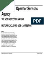 MOT Inspectors Manual