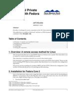 VPN Fedora