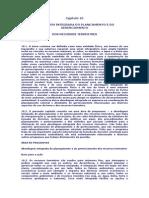 Capítulo 10 - ABORDAGEM INTEGRADA DO PLANEJAMENTO E DO GEREN