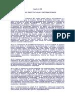 Capítulo 38_ARRANJOS INSTITUCIONAIS INTERNACIONAIS