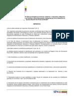 Providencia Administrativa Iva 0592