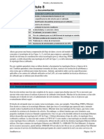 Barros. Cap. 08 Diseno y Documentacion
