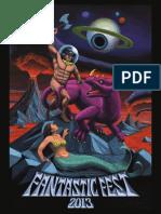 2013 Fantastic Fest Guide