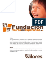 Presentación Fundación