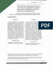 Los nuevos escencarios del aseguramiento de la calidad en la Educ.Sup en America Latina:certificacion y recertificacion de competencias profesionales