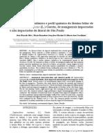 SILVA 2010 Caracterização anatômica e perfil químico da lâmina foliar