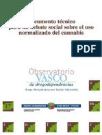 79902570 Documento Tecnico Para Un Debate Social Sobre El Uso Normalizado Del Cannabis Eusko Jaurlaritza