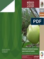 Cultivares de Manzana de Coahuila