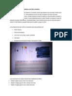 05 Programación de un semáforo con S4A y Arduino