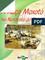 A raca Moxotó no Nordeste do Brasil.