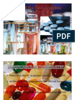 Analysis of the Pharmaceutical Industry