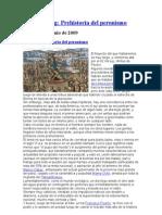 Pequeña prehistoria del peronismo
