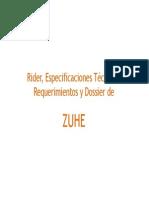 Rider Zuhe 2013