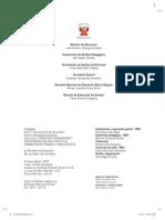CORRIENTES PEDAGÓGICAS Y PSICOLÓGICAS QUE INFLUYEN EN LA FORMACIÓN DE PÚBERES Y ADOLESCENTES