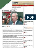 12-09-2013 'Fundamental seguir impulsando una mejor calidad de vida de los reynosenses' Pepe Elías