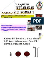 Slaid bantuan mengajar-Kawad Pili Bomba 1