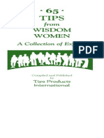Booklet Experts WisdomOfWomen