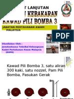 Slaid bantun mengajar-Kawad Pili Bomba 3