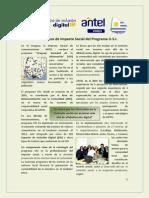 Programa USI - Proyectos de Impacto Social