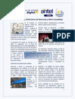 Programa USI - Caso de los Infocentros de Minas y Mariscala