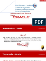 Oracle - Adm Base de Datos - Ant