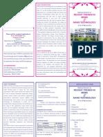 Brochure MEMS