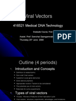Viral Vectors Part I