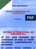 Semana 1 - Sistema Internacional de Unidades