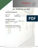 Informe Tecnico Primax - Analizador de Redes