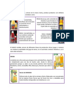 Productos Sutitutos - FINAL