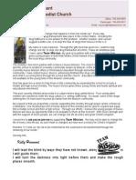 Team Mission-Letter 2