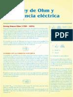 Sem6 - Ley de Ohm y Potencia eléctrica