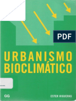 Introducción al urbanismo bioclimático
