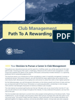 Club Management