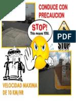 Conduce Con Precaucion