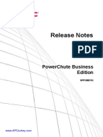 PowerChute Business Edition ENG